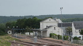 Image illustrative de l'article Gare de Chinon
