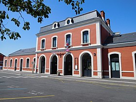 Image illustrative de l'article Gare d'Albi-Ville
