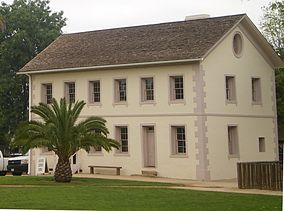 Garnier Building at Rancho Los Encinos.JPG