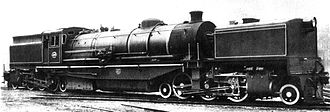 1927 in South Africa - Class U Union Garratt