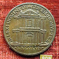 Gaspare morone, medaglia di alessandro VII, 1658, s. nicola a castel gandolfo.JPG