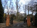 Gateway to Hampstead Heath, Golders Hill Park NW11 - geograph.org.uk - 1597354.jpg
