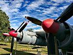 Gatwick Aviation Museum - Shackleton MR3 - Engines 3 & 4.jpg