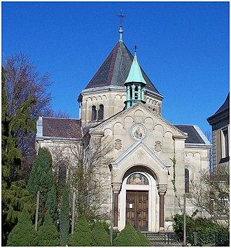 Doberschau-Gaußig - Church in Gaußig