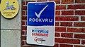 Gemeente Groningen Rookvrije Generatie sign, Groningen (2020) 02.jpg