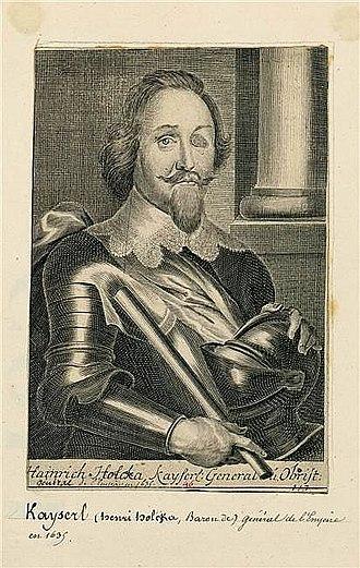 Heinrich Holk - Holk portrayed by Martin Bernigeroth