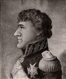 Johannes Klingenberg Sejersted General of Norway