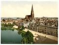 General view, Schwerin, Mecklenburg-Schwerin, Germany-LCCN2002713948.tif