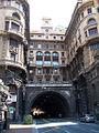 Genova gall Garibaldi imbocco ovest.jpg