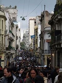 Calle Defensa