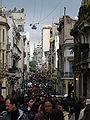 Gente caminando por San Telmo.JPG