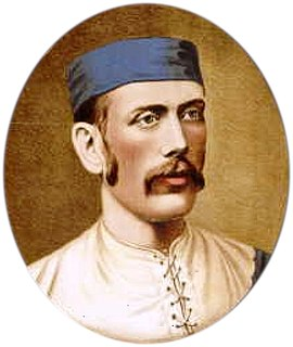 George Coulthard Australian sportsman