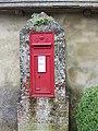 George V postbox, Stratford sub Castle - geograph.org.uk - 1177544.jpg