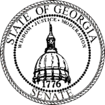 Seal of the Georgia Senate