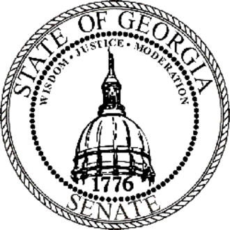 Georgia State Senate - Image: Georgia State Senate seal