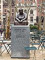 Gertrude Stein statue in NYC.jpg