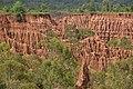 Gesergiyo sand pinnacles, Konso (25) (29127485796).jpg