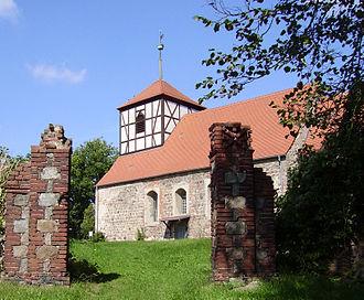 Altlandsberg - Gielsdorf church
