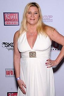 Ginger Lynn American pornographic actress