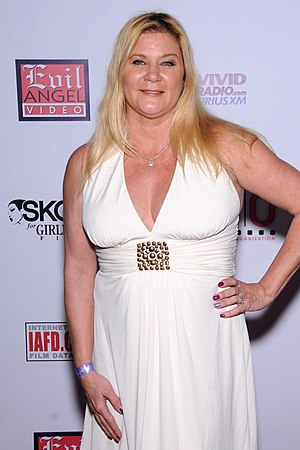 Ginger Lynn - Ginger Lynn Allen in 2014