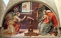 Giovanni antonio sogliani, annunciazione, 1511-14 ca. 02.JPG