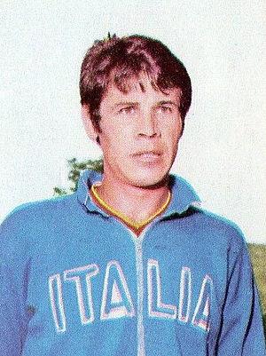 Giuseppe Gentile - Gentile in 1968