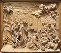 Giuseppe piamontini (attr.), adorazione dei magi, terracotta, 72x82,5, coll privata.JPG