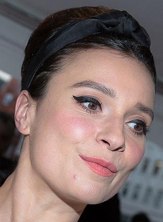 Gizzi Erskine - Image: Gizzi Erskine at the Glamour Awards 2015