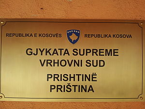 Constitution of Kosovo