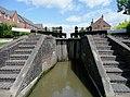 Glascote Bottom Lock at Tamworth, Staffordshire - geograph.org.uk - 1162346.jpg
