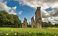Glastonbury Abbey in the Summer.jpg