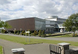Glenrothes High School - Image: Glenrothes High School