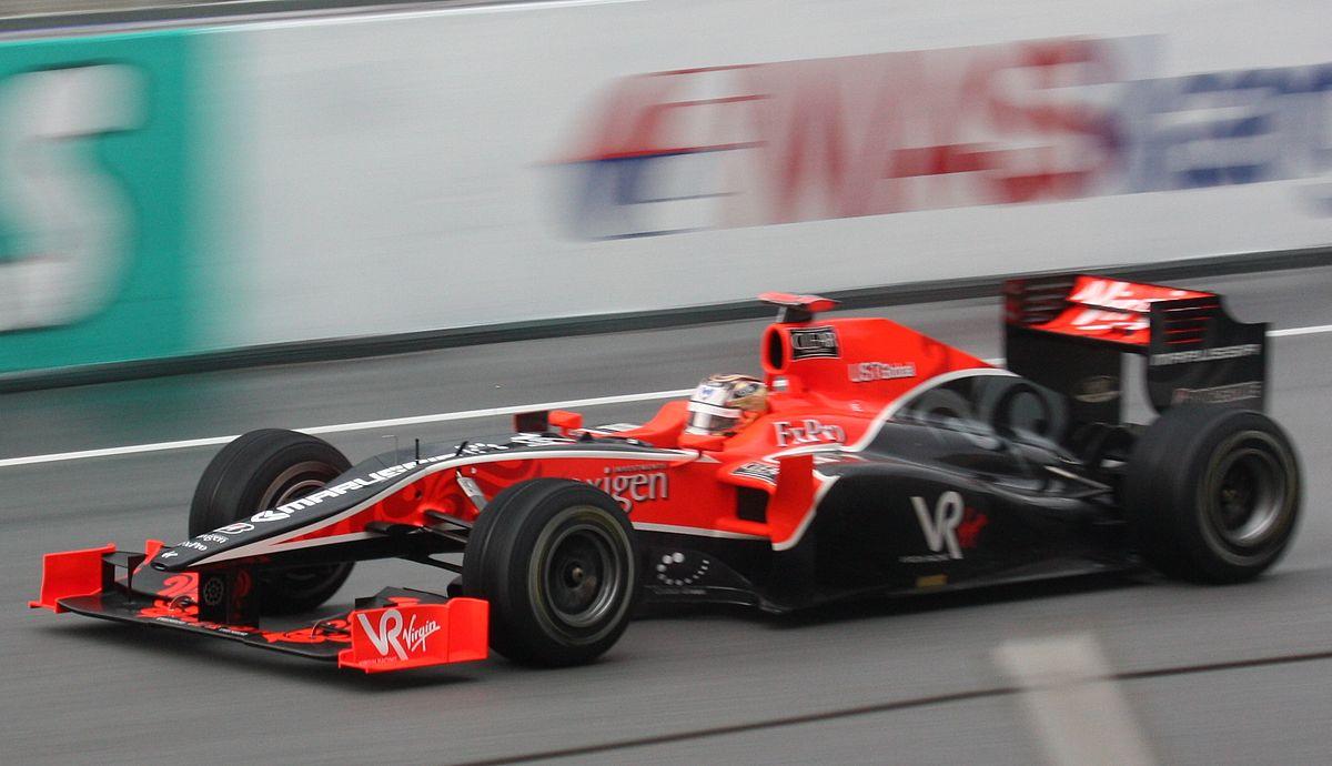 Virgin Racing Zoom Background 4