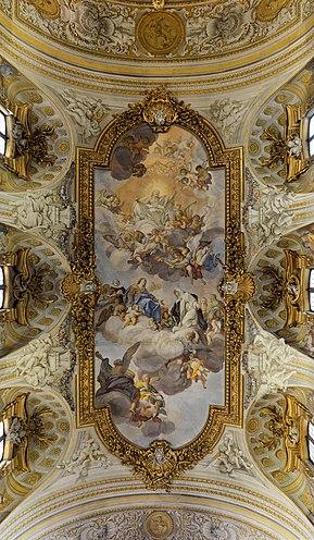 Glory of St. Catherine