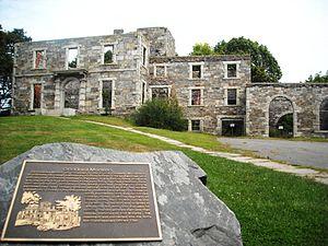Fort Williams Park - Goddard Mansion