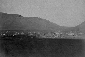 Golden, Colorado - Golden in 1868