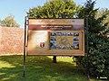 Golub-Dobrzyń, Polska - Tablica informacyjna przy starym murze miejskim - panoramio.jpg