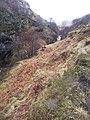 Gorge on Gleann Easan Biorach - geograph.org.uk - 34070.jpg