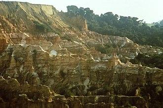 Diosso - Image: Gorges de Diosso 1983a