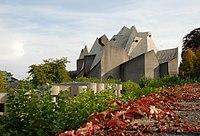 Gottfried böhm, pilgrimage church, neviges 1963-1972 - 02.jpg