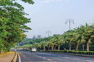 Bhubaneswar - Rajpath, Bhubaneswar