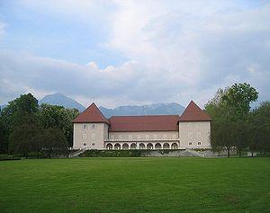 Brdo Castle near Kranj - Brdo Castle