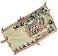 Grafelijk kasteel (Binnenhof) te Den Haag, in ca. 1280.jpg