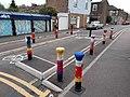 Graffiti knitting Walthamstow.jpg