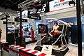 Gran Turismo 5 trial play with Sony Bravia, Taipei Game Show 20110222.jpg
