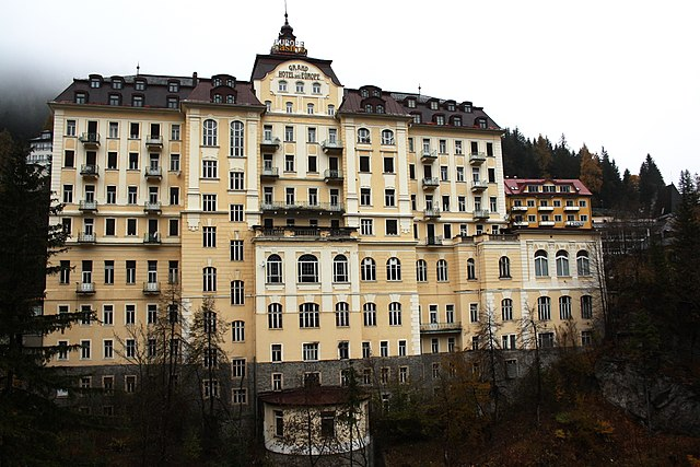 Hotel Bad Gastein Stylisch Living