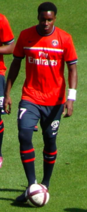 Granddi Ngoyi - Image: Granddi Ngoyi (PSG)