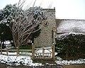 Grateley - St Leonards Church - geograph.org.uk - 572865.jpg