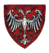 Shield of Nemanja, symbol of Serbia