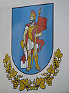 Coat of arms of Pušća